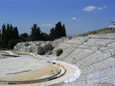 teatro greco siracusa