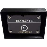 Diamante in elegante blister box.