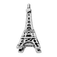 Elemento torre Eiffel in argento.